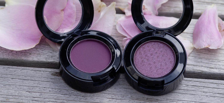 Mineral Eyeshadow mit mineralischen Pigmenten nach einer Formulierung von Olionatura