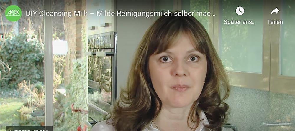 AOK-Video-Tutorials mit Heike Käser