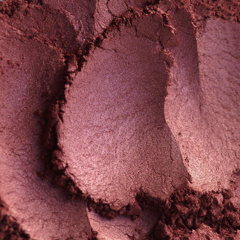 Perlglanzpigment »Coral« von Olionatura, verwendet im Lippenstift »Classic«