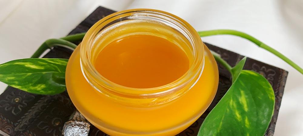 Basisrezeptur: Oleogel