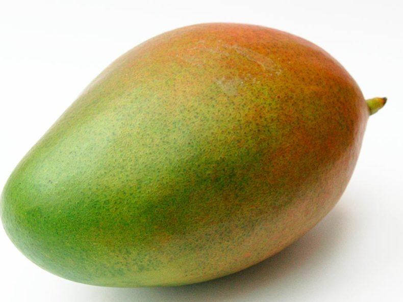 Frische Mangofrucht