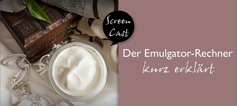 Screencast »Emulgator-Rechner kurz erklärt«