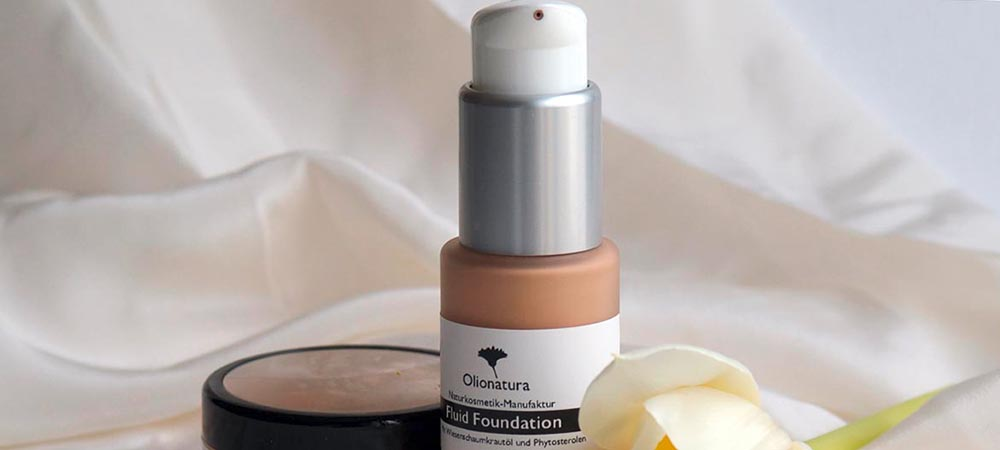 Meadowfoam Fluid Foundation